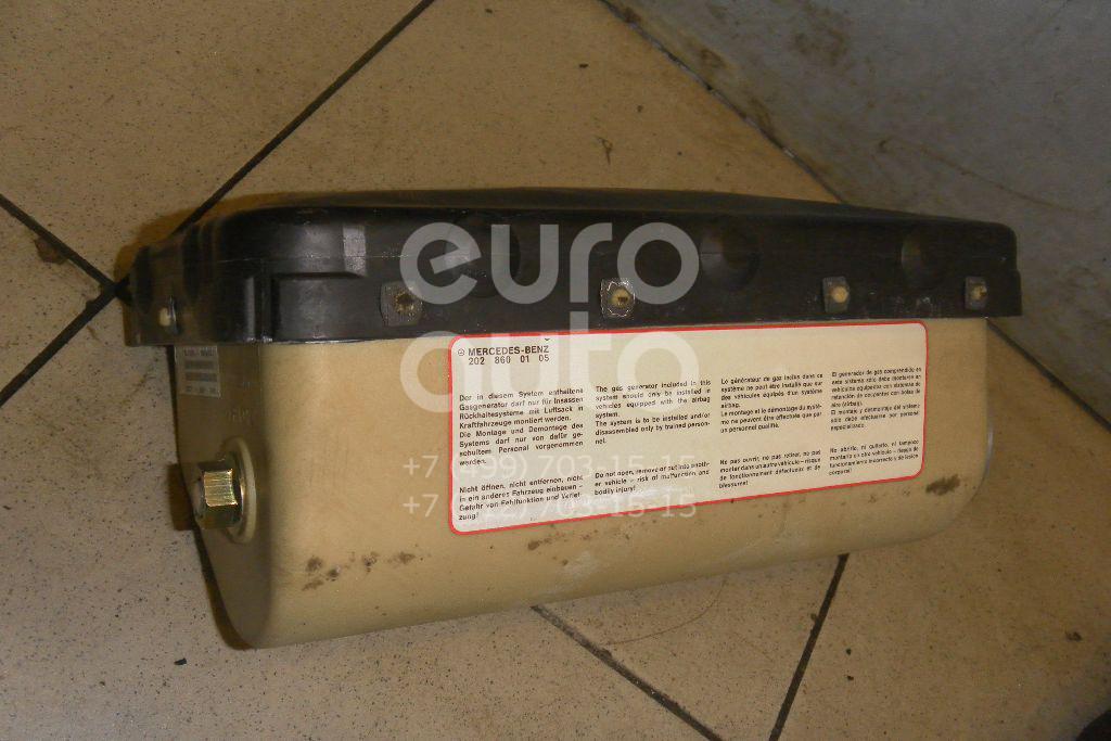 Подушка безопасности пассажирская (в торпедо) для Mercedes Benz W202 1993-2000;W140 1991-1999 - Фото №1