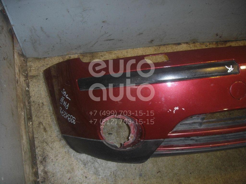 Бампер передний для Ford Mondeo III 2000-2007 - Фото №1