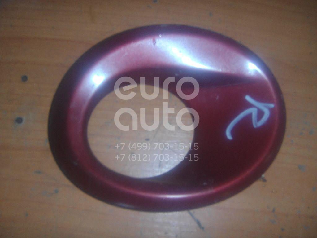 Рамка противотуманной фары правой для Ford Mondeo III 2000-2007 - Фото №1