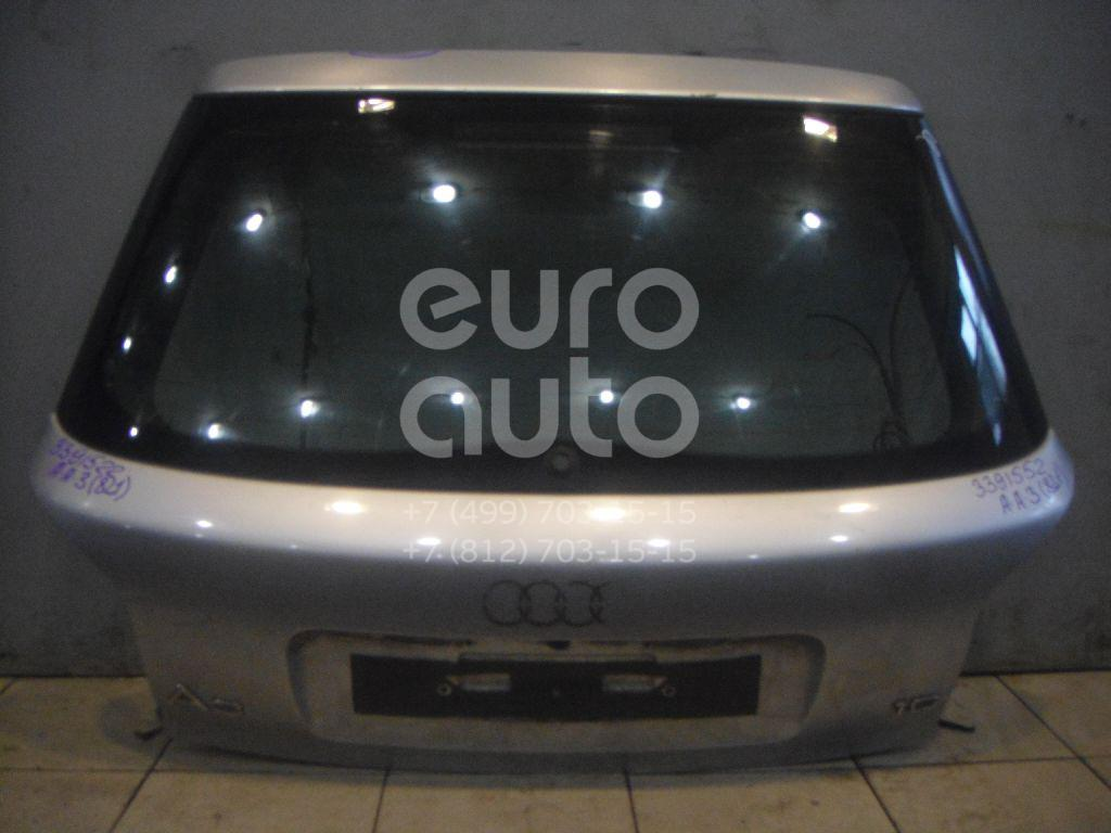 Дверь багажника со стеклом для Audi A3 (8L1) 1996-2003 - Фото №1