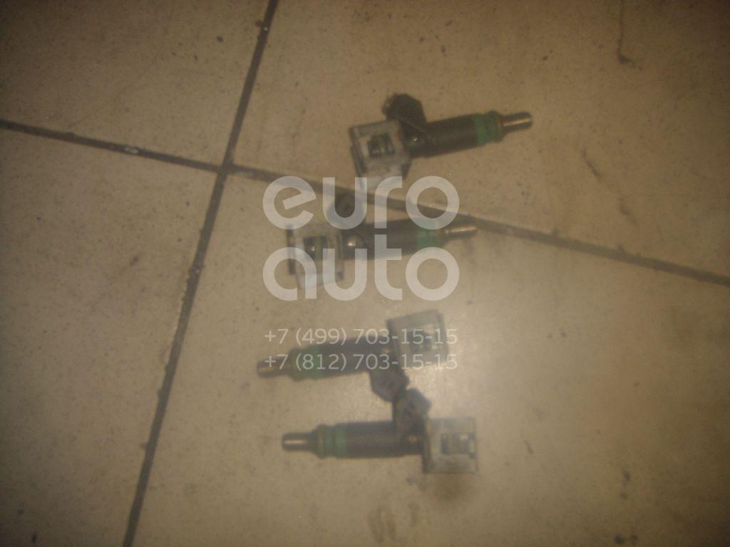 Форсунка инжекторная электрическая для Ford Focus I 1998-2005;Focus II 2005-2008;Fiesta 1995-2001;Puma 1997-2002;Fusion 2002-2012;C-MAX 2003-2010;Fiesta 2001-2008;Mondeo IV 2007-2015;Focus II 2008-2011;Fiesta 2008>;B-MAX 2012> - Фото №1