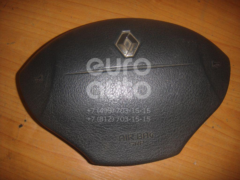 Подушка безопасности в рулевое колесо для Renault Kangoo 1997-2003;Kangoo 2003-2008 - Фото №1