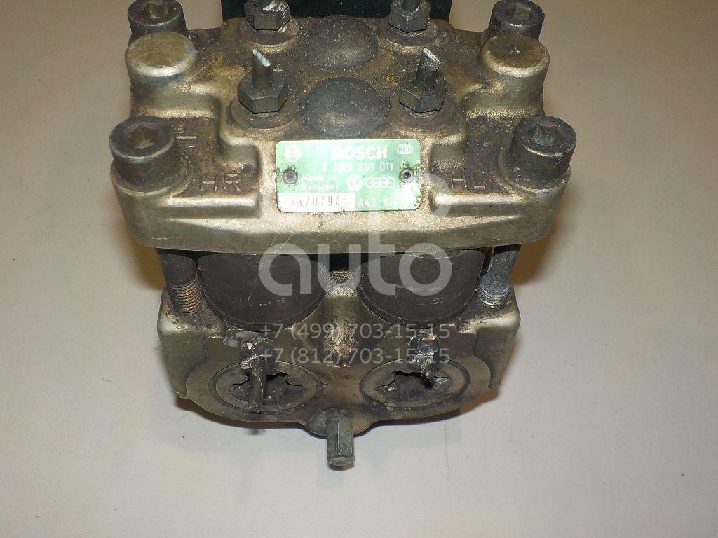 Блок ABS (насос) для Audi 80/90 [B3] 1986-1991;100/200 [44] 1983-1991 - Фото №1