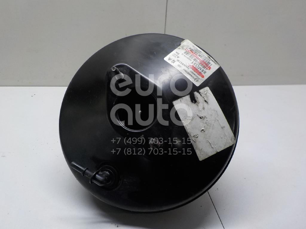 Купить Усилитель тормозов вакуумный Citroen C3 2009-2016; (4535CK)