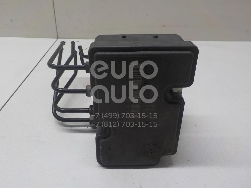 Блок ABS (насос) Citroen C3 2009-2016; (4541KA)  - купить со скидкой