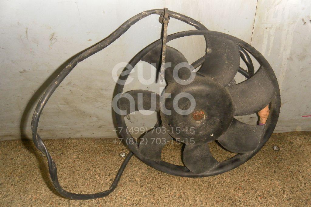 Вентилятор радиатора для VW,Audi,Ford Passat [B5] 1996-2000;A4 [B5] 1994-2000;Sharan 1995-1999;A6 [C5] 1997-2004;A8 1998-2003;Galaxy 1995-2006 - Фото №1
