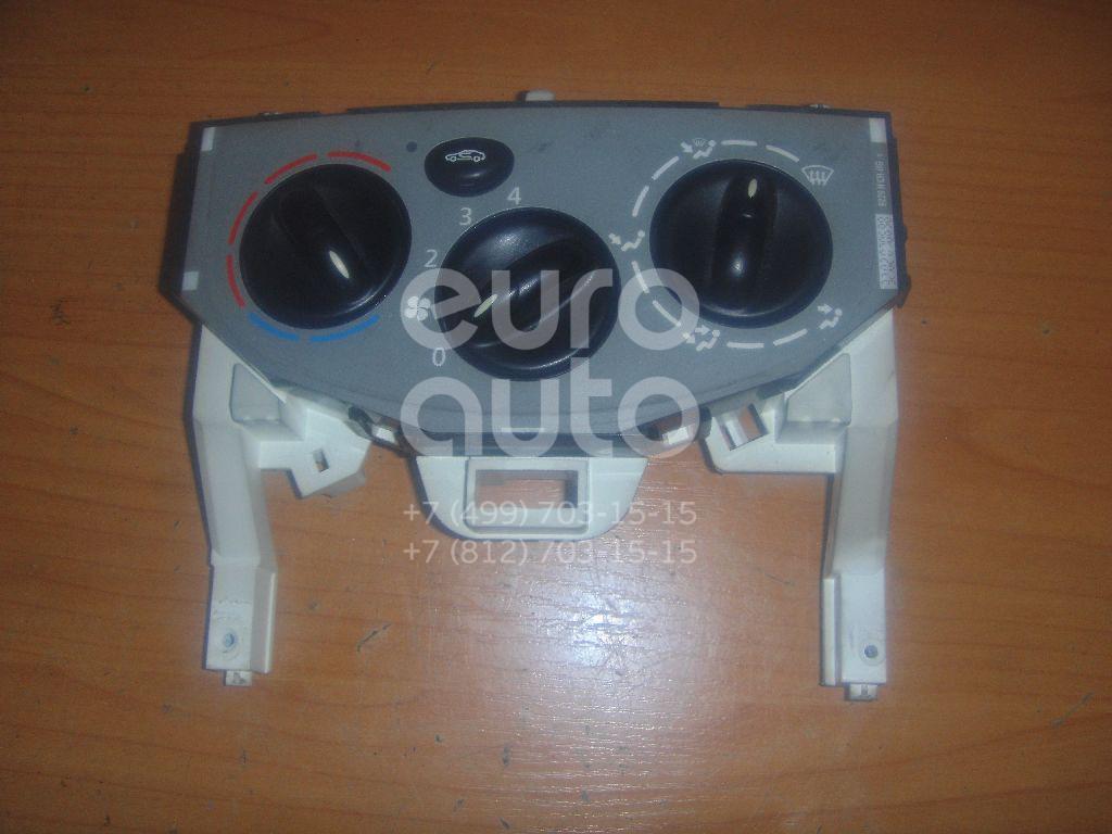 Блок управления отопителем для Opel,Renault Vivaro 2001>;Trafic 2001-2014 - Фото №1
