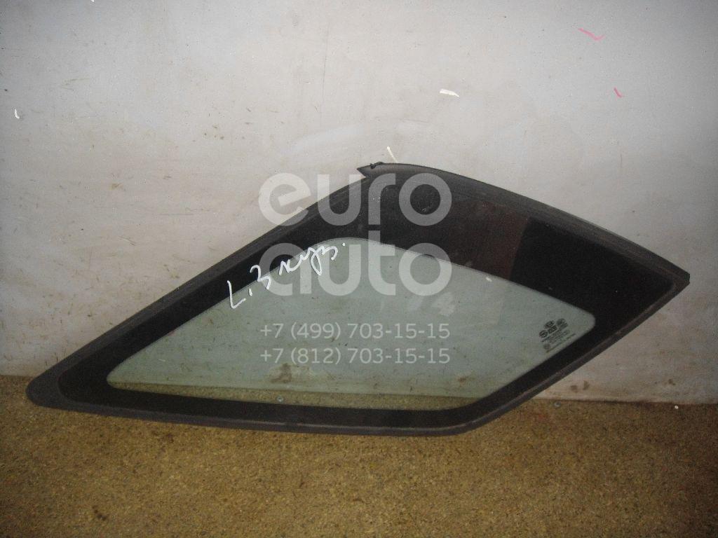 Стекло кузовное глухое левое для Kia Sorento 2003-2009 - Фото №1