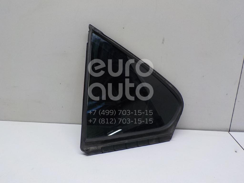 Купить Стекло двери задней левой (форточка) Honda Accord VIII 2008-2015; (73455TL0E00)