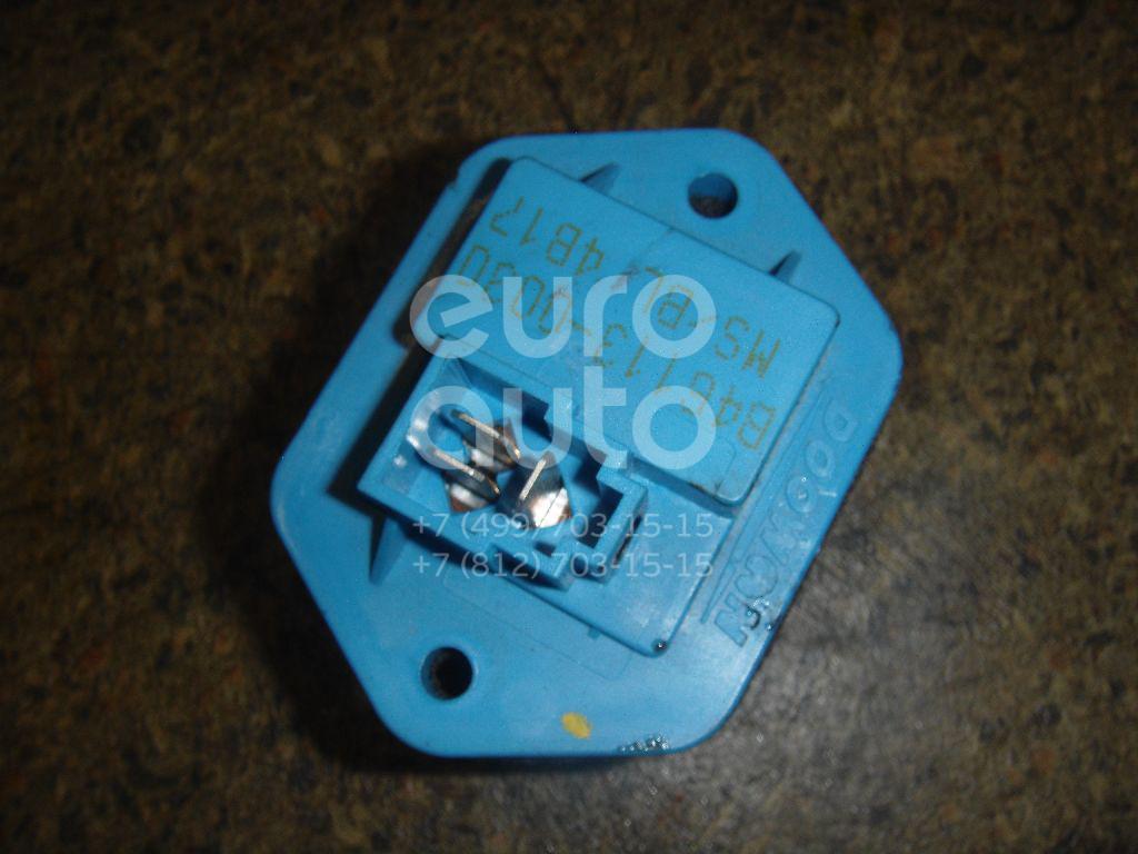 Резистор отопителя для Kia,Hyundai Sorento 2003-2009;Matrix 2001-2010;Terracan 2001-2007;Sonata IV (EF) 1998-2001;Sonata IV (EF)/ Sonata Tagaz 2001-2012;Santa Fe (SM)/ Santa Fe Classic 2000-2012;Trajet 2000-2009 - Фото №1