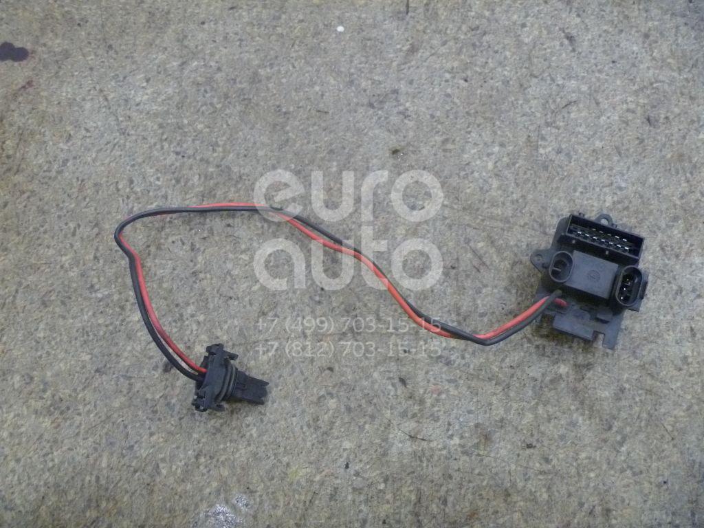 Резистор отопителя для Opel,Renault Vivaro 2001>;Trafic 2001-2014 - Фото №1