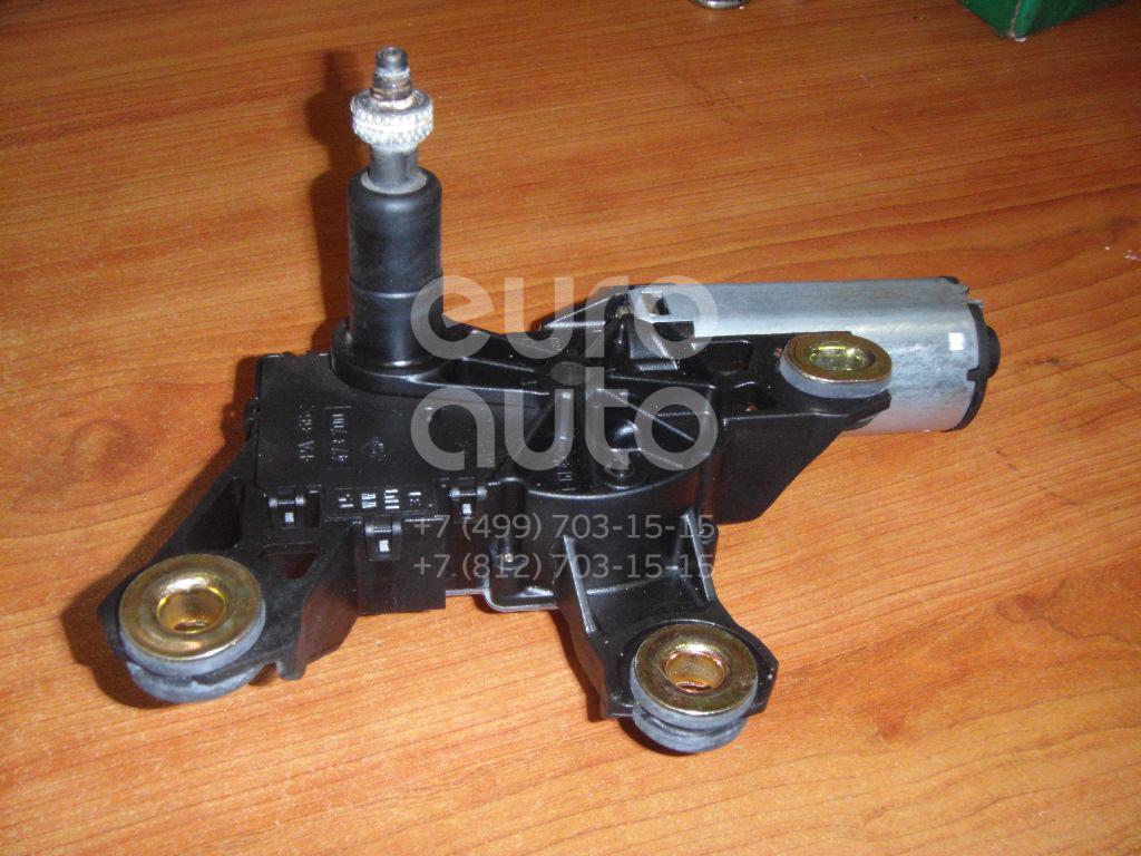 Моторчик стеклоочистителя задний для VW Transporter T5 2003-2015 - Фото №1