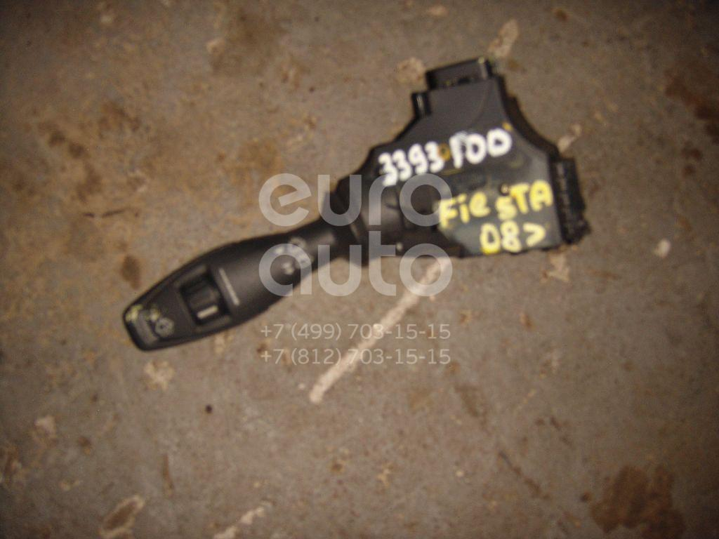 Переключатель стеклоочистителей для Ford Fiesta 2008> - Фото №1