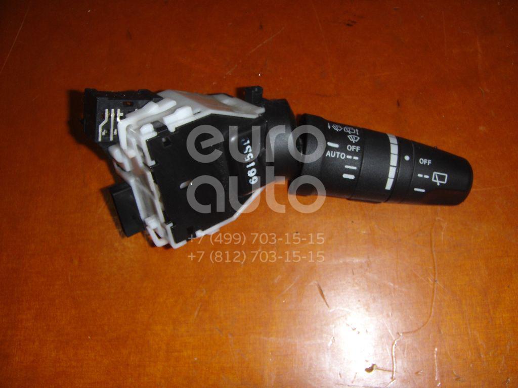 Переключатель стеклоочистителей для Nissan Note (E11) 2006-2013 - Фото №1