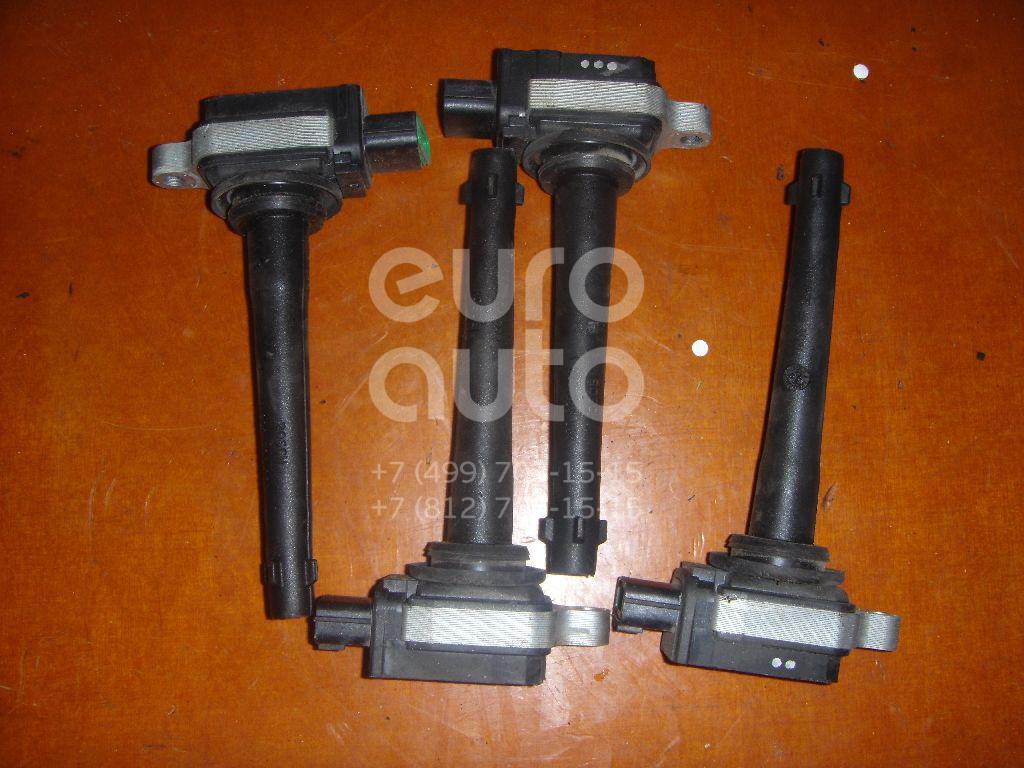 Катушка зажигания для Nissan Note (E11) 2006-2013;Micra (K12E) 2002>;Qashqai (J10) 2006-2014;X-Trail (T31) 2007-2014;Tiida (C11) 2007>;Teana J32 2008-2013;Qashqai+2 (JJ10) 2008-2014 - Фото №1