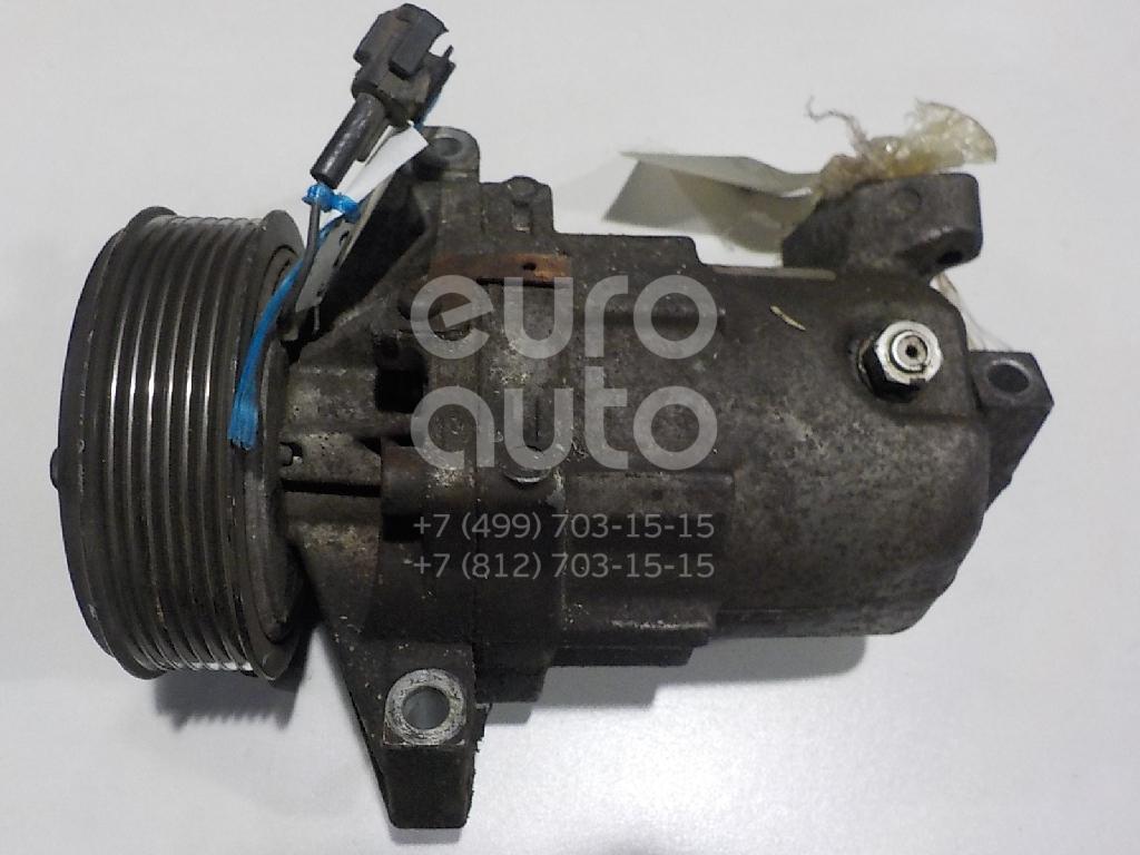 Компрессор системы кондиционирования для Nissan Note (E11) 2006-2013;Micra (K12E) 2002-2010;Tiida (C11) 2007-2014 - Фото №1