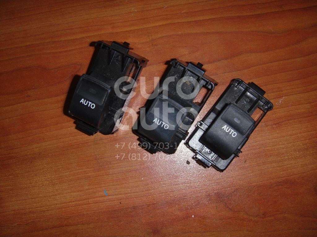 Кнопка стеклоподъемника для Toyota Camry V40 2006-2011;RAV 4 2006-2013;Auris (E15) 2006-2012;Corolla E15 2006-2013;Yaris 2005-2011;Highlander II 2007-2013;Sequoia (K6) 2008>;Tundra 2007-2013;RAV 4 2013>;Corolla E18 2013>;Verso-S 2011> - Фото №1