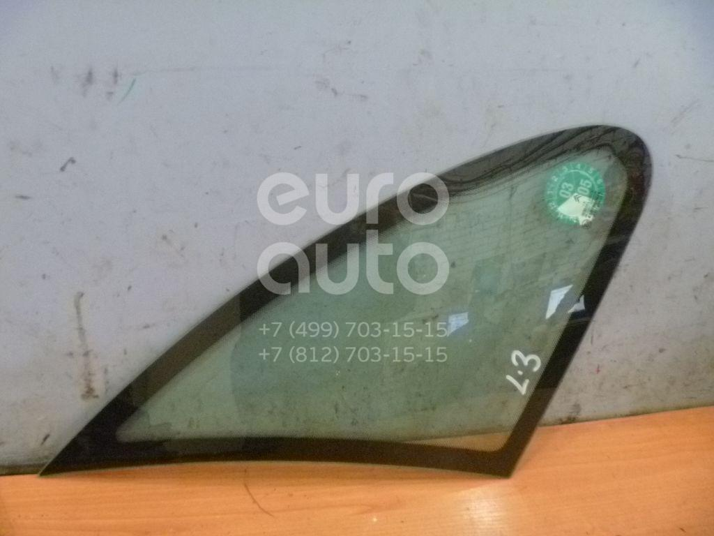 Стекло кузовное глухое левое для Citroen Xsara Picasso 1999-2010 - Фото №1