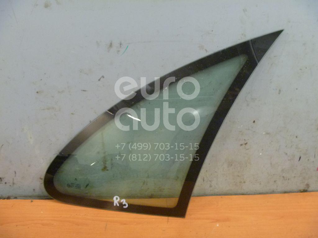 Стекло кузовное глухое правое для Citroen Xsara Picasso 1999> - Фото №1