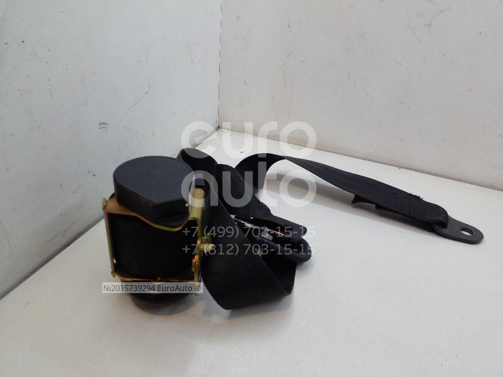 Ремень безопасности с пиропатроном для Citroen Xsara Picasso 1999-2010 - Фото №1