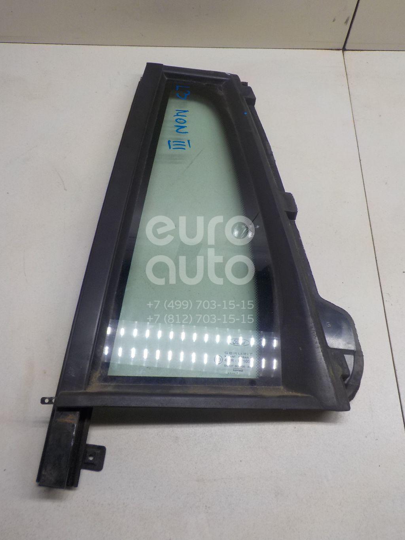 Купить Стекло двери задней левой (форточка) Ford Mondeo III 2000-2007; (1417672)