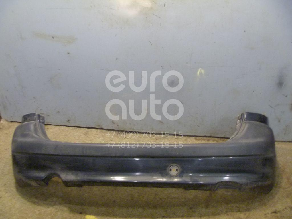 Бампер задний для Citroen Xsara Picasso 1999-2010 - Фото №1