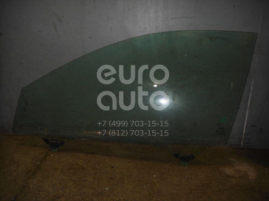 Стекло двери передней левой для Toyota Camry V40 2006-2011 - Фото №1