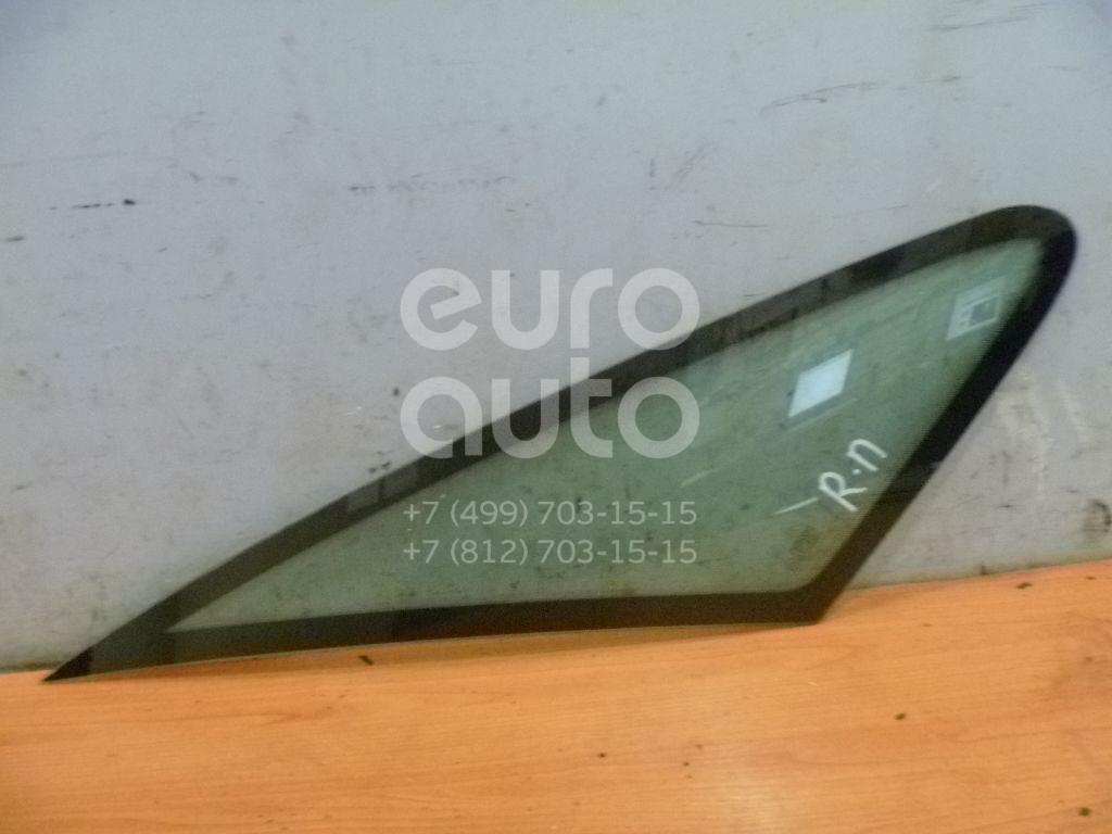 Стекло кузовное глухое правое для Citroen Xsara Picasso 1999-2010 - Фото №1