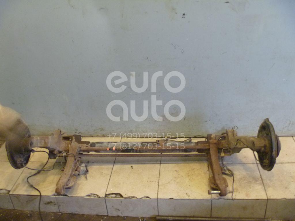 Балка задняя для Citroen Xsara Picasso 1999-2010 - Фото №1