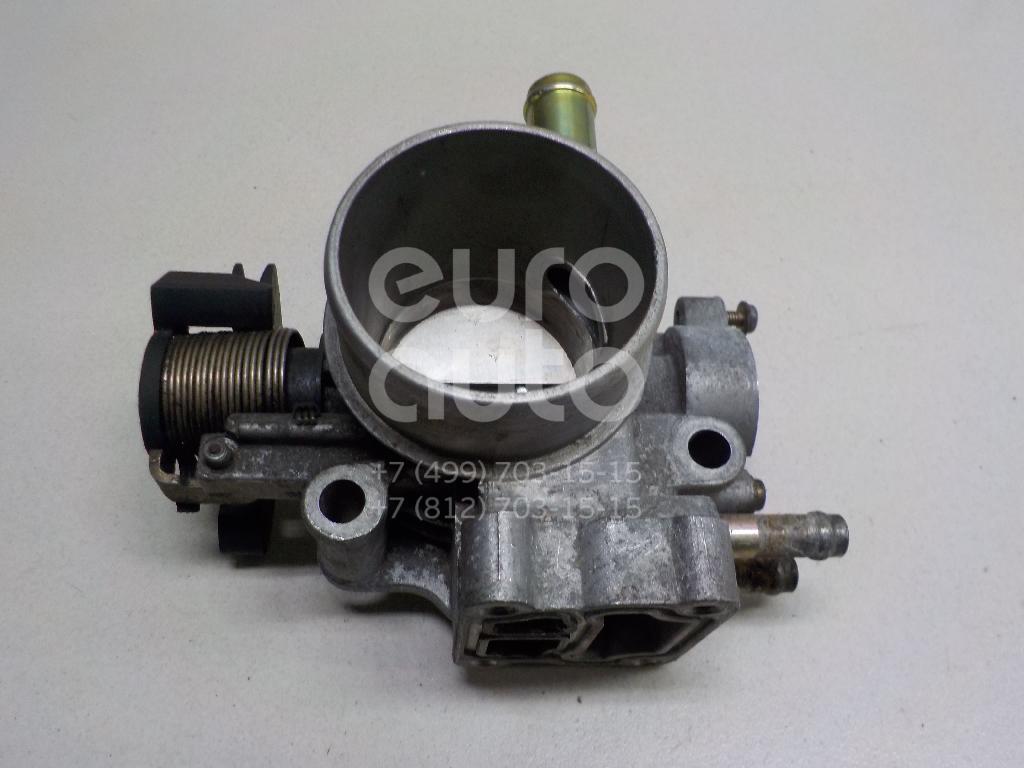 Заслонка дроссельная механическая для Toyota Corolla E12 2001-2006;Avensis II 2003-2008;Auris (E15) 2006-2012 - Фото №1
