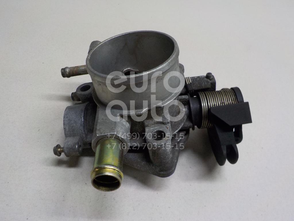 Заслонка дроссельная механическая для Toyota Corolla E12 2001-2007;Avensis II 2003-2008;Auris (E15) 2006-2012 - Фото №1