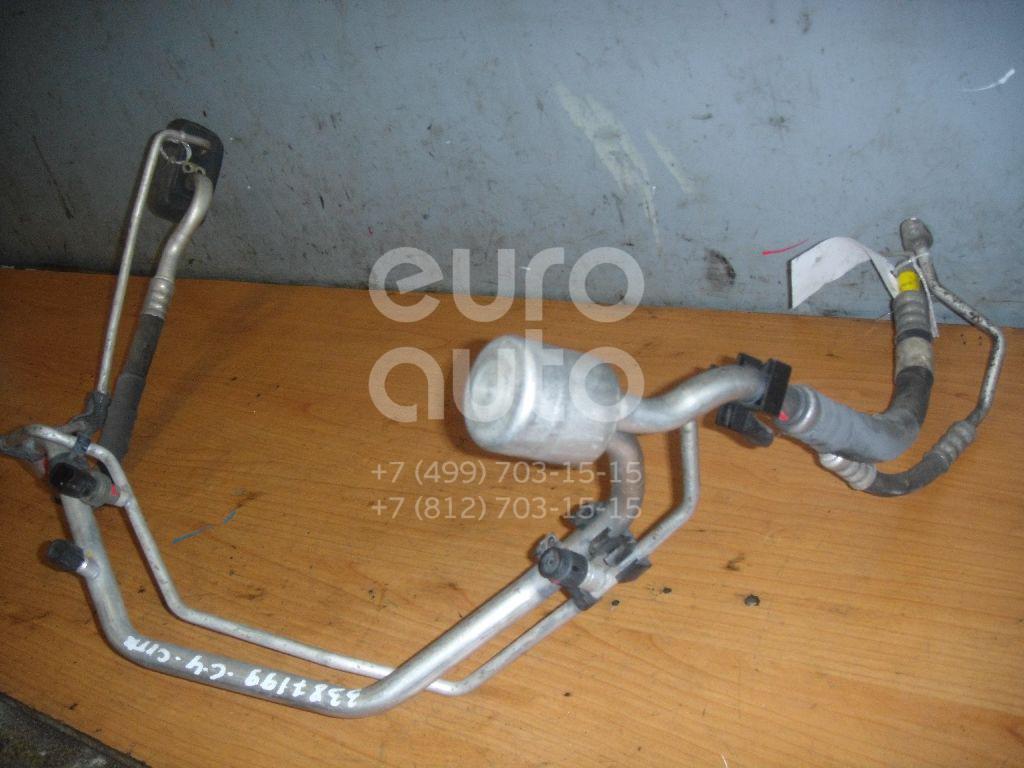 Трубка кондиционера для Citroen C4 2005-2011 - Фото №1