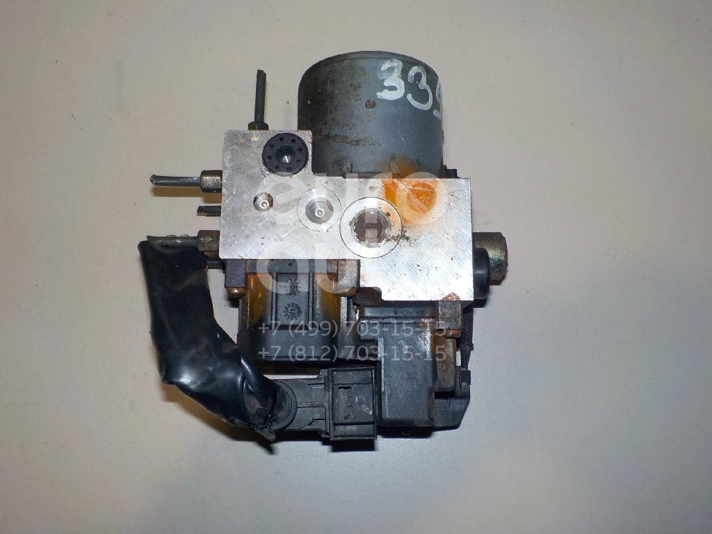 Блок ABS (насос) для Nissan Patrol (Y61) 1997-2009 - Фото №1