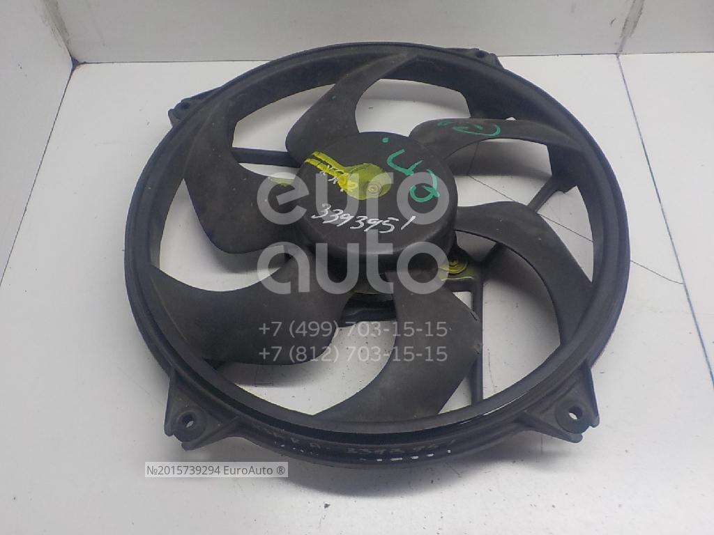 Вентилятор радиатора для Citroen Xsara Picasso 1999-2010 - Фото №1