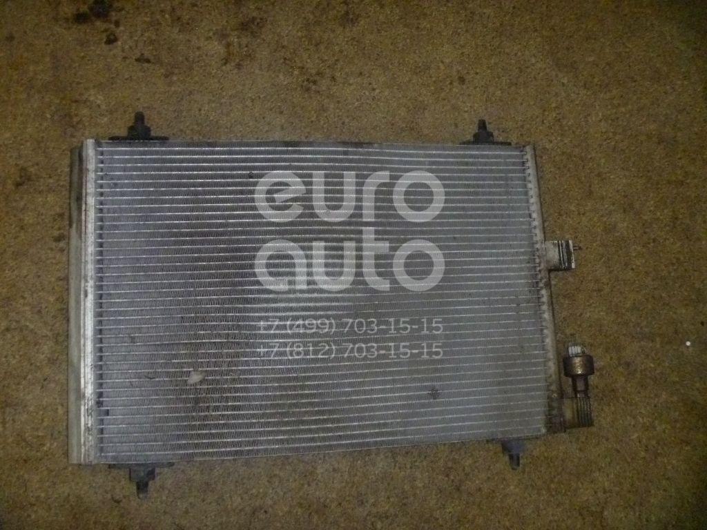 Радиатор кондиционера (конденсер) для Citroen Xsara Picasso 1999-2010 - Фото №1