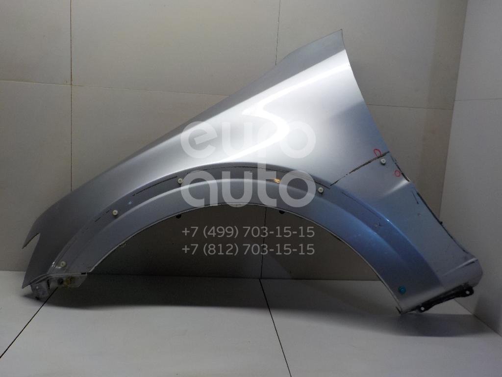 Купить Крыло переднее левое Mitsubishi Pajero/Montero IV (V8, V9) 2007-; (5220C247)