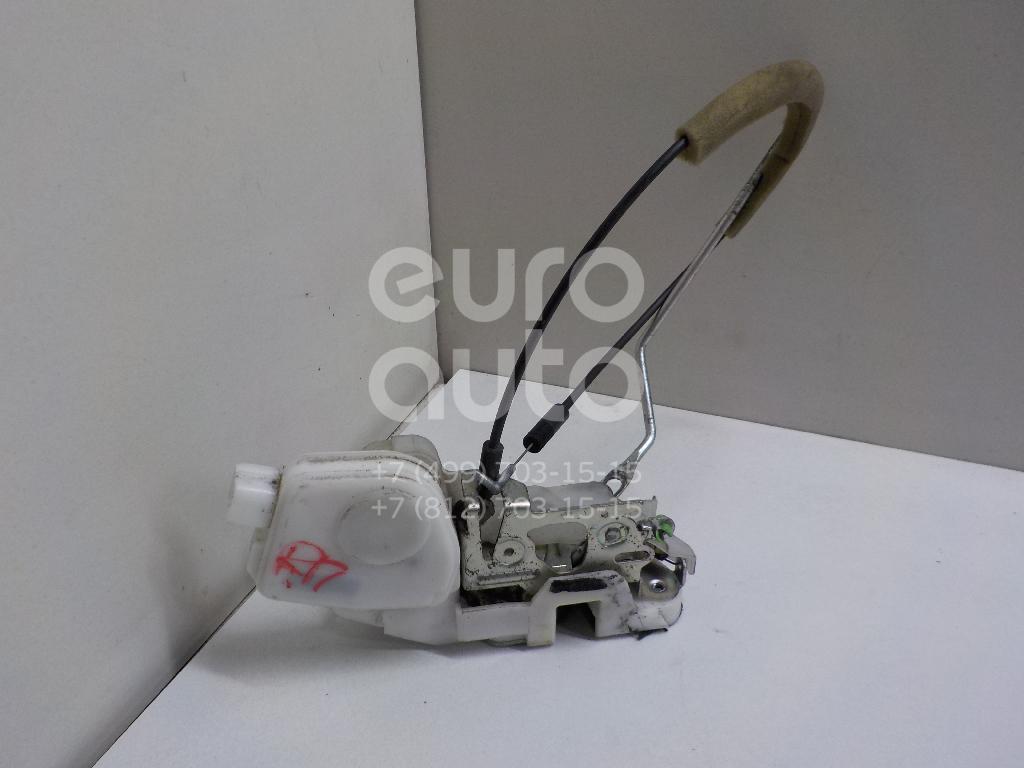 Купить Замок двери передней правой Mitsubishi Pajero/Montero IV (V8, V9) 2007-; (5715A280)
