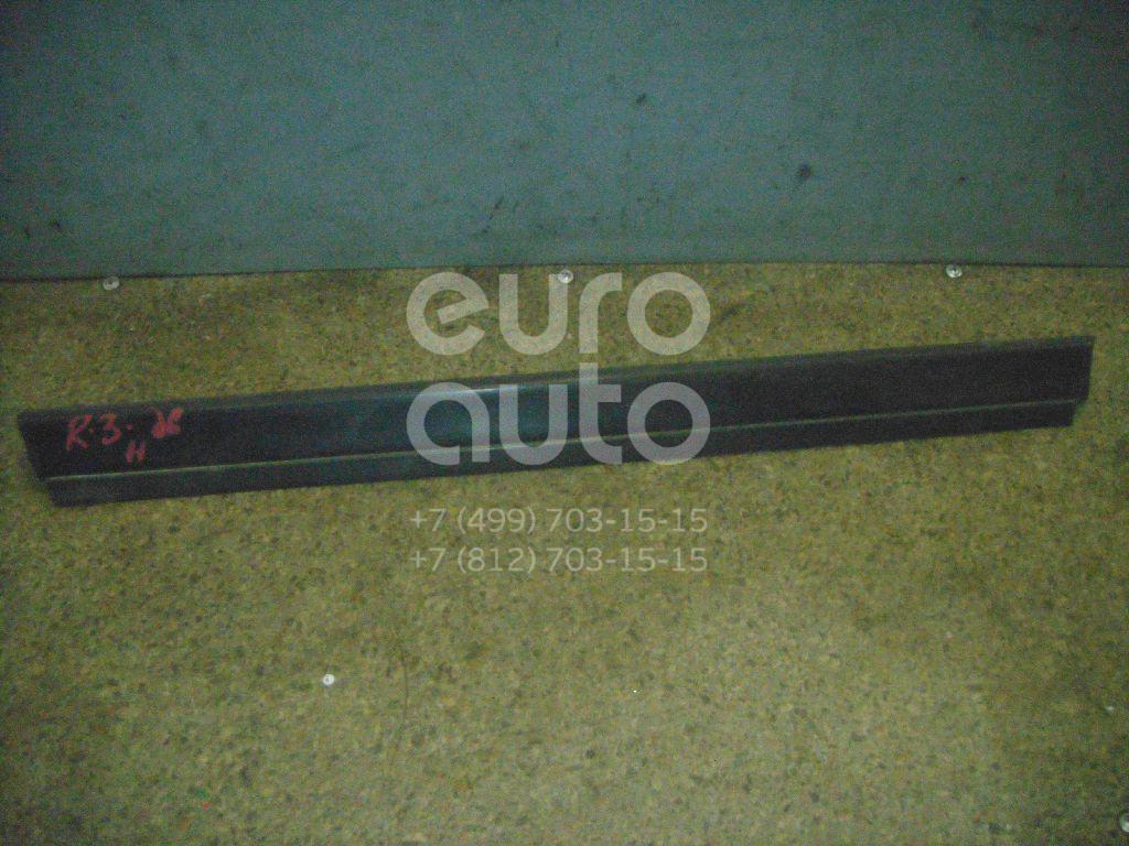 Молдинг задней правой двери для Land Rover Range Rover II 1994-2003 - Фото №1