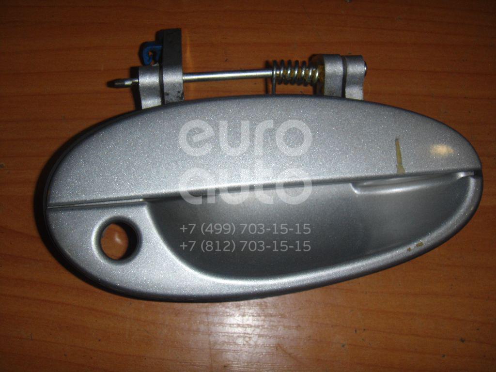 Ручка двери передней наружная правая для Chevrolet,Daewoo Rezzo 2005-2010;Rezzo 2000-2011 - Фото №1