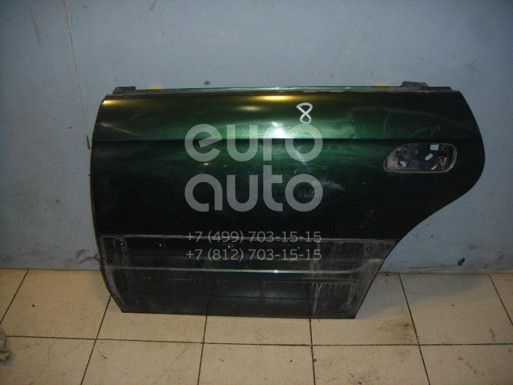 Дверь задняя левая для Subaru Legacy Outback (B12) 1998-2003 - Фото №1