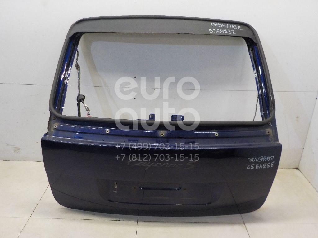 Дверь багажника для Porsche Cayenne 2003-2010 - Фото №1