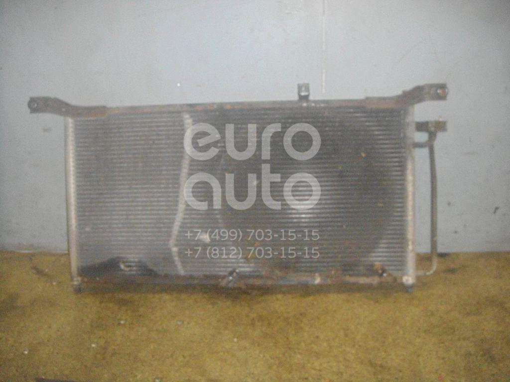 Радиатор кондиционера (конденсер) для Ssang Yong Korando KJ 1996-2006 - Фото №1