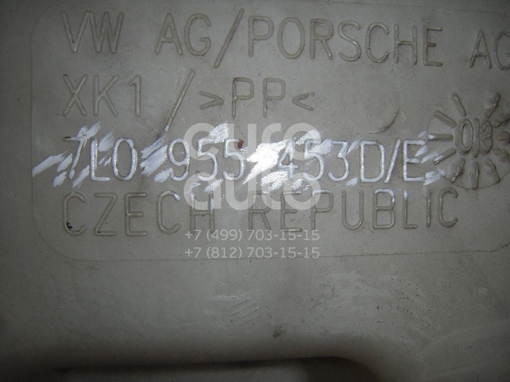 Бачок омывателя лобового стекла для Porsche,VW Cayenne 2003-2010;Touareg 2002-2010 - Фото №1