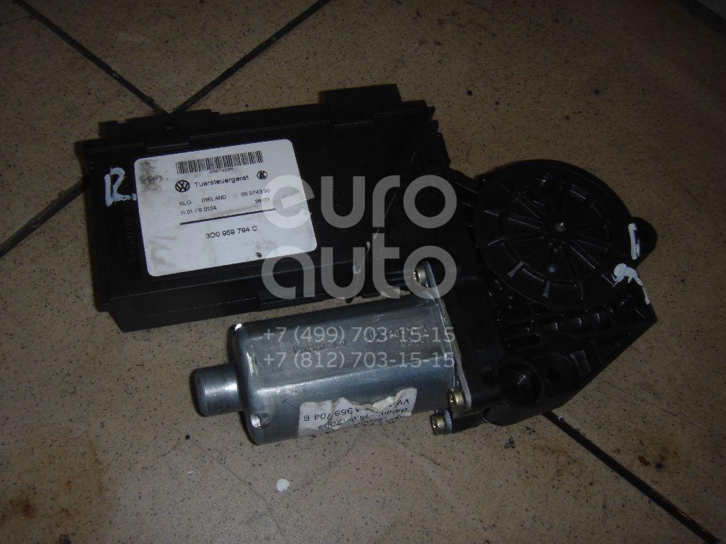 Моторчик стеклоподъемника для Porsche,VW Cayenne 2003-2010;Touareg 2002-2010 - Фото №1