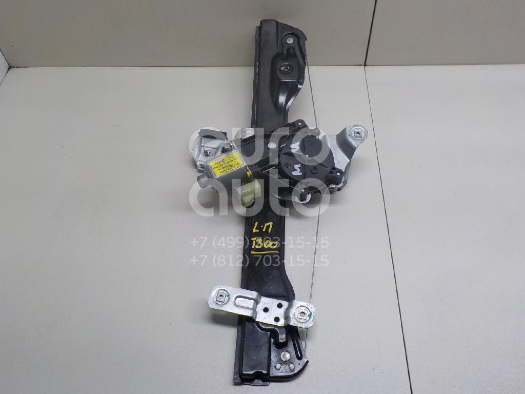 Купить Стеклоподъемник электр. передний левый Chevrolet Aveo (T300) 2011-; (95102989)