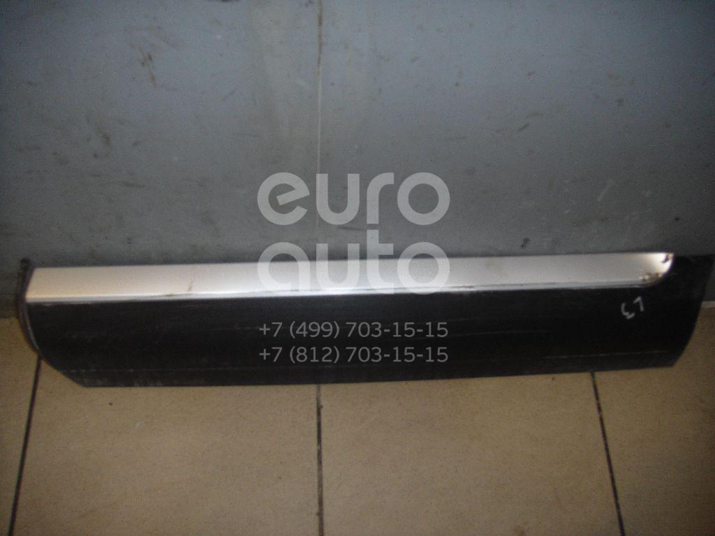 Накладка двери задней левой для Porsche Cayenne 2003-2010 - Фото №1