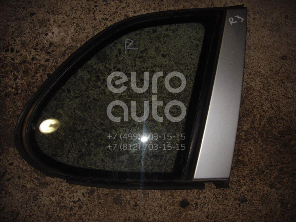 Стекло кузовное глухое правое для Porsche Cayenne 2003-2010 - Фото №1