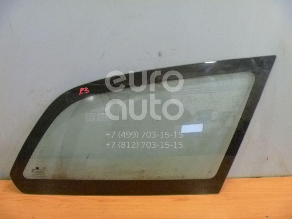 Стекло кузовное глухое правое для Chevrolet Lacetti 2003-2013 - Фото №1