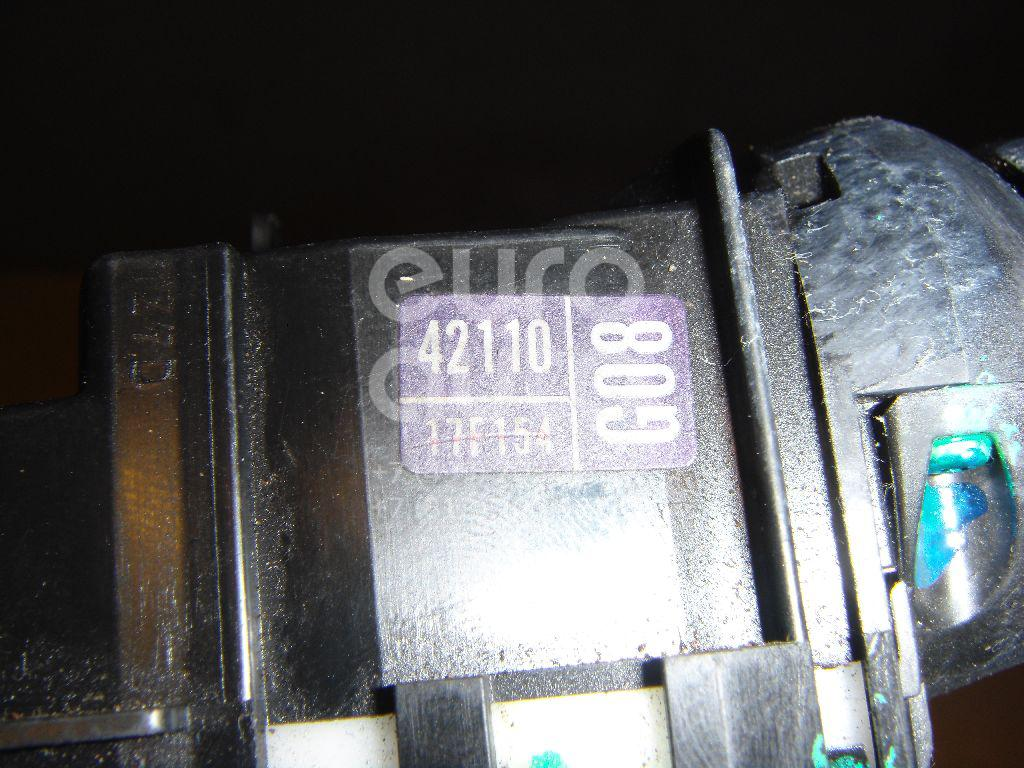 Переключатель поворотов подрулевой для Toyota Camry V40 2006-2011 - Фото №1