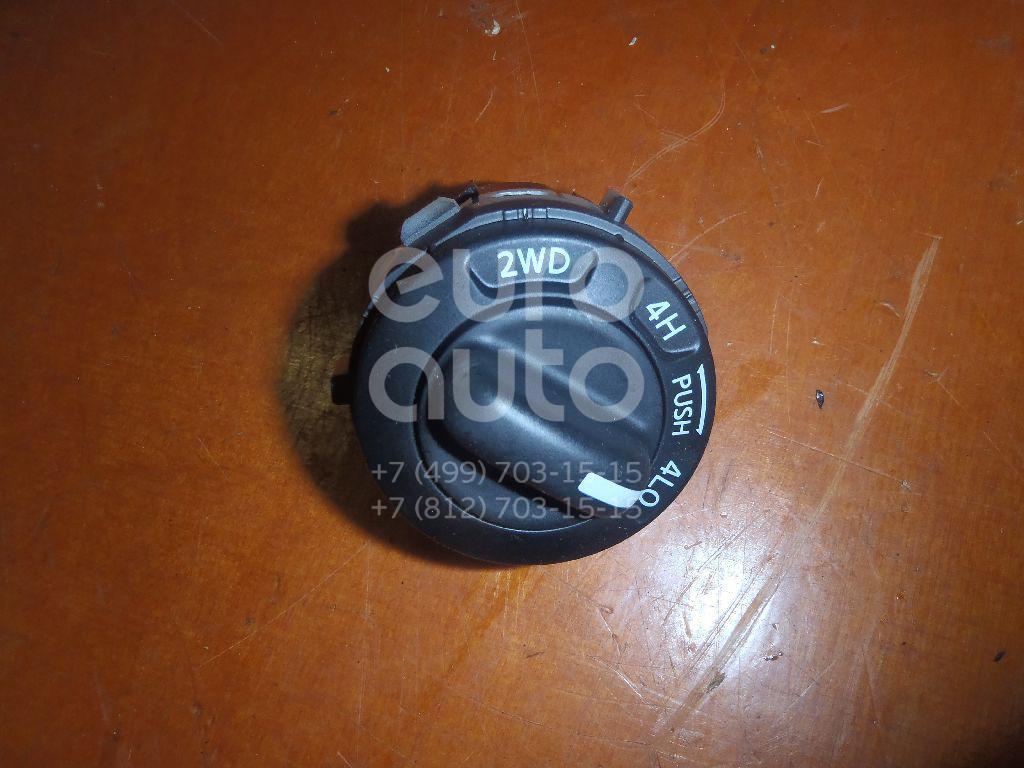 Кнопка многофункциональная для Nissan Navara (D40) 2005-2015;Pathfinder (R51) 2005-2014 - Фото №1
